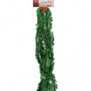 Folie slinger groen 500 x 5 cm