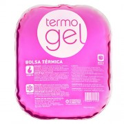 Bolsa Térmica Termo Gel Rosa 17x20 Cm Ref-140