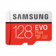 Card Memorie Micro SDXC Evo Plus 128GB Samsung
