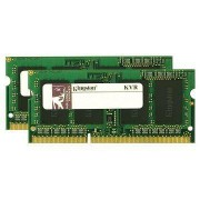 Kingston ValueRAM - DDR3 - 8 GB: 2 x 4 GB - SO DIMM 204-pin