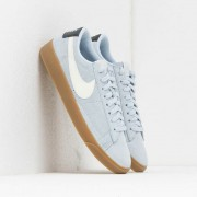 Nike W Blazer Low Sd Half Blue/ Sail-Oil Grey-Gum Light Brown