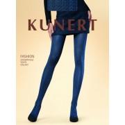 KUNERT - Trendy gloss dogtooth pattern tights