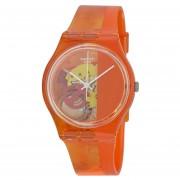 Reloj Swatch GO116-Anaranjado