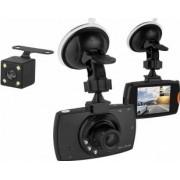 Camera Video Auto DVR Blow BlackBox Inregistrare Trafic Full HD Display 2.4 inch SDHC mini-USB Microfon si Difuzor Incor