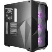 Carcasa Cooler Master Chassis Masterbox TD500 RGB Fara Sursa Neagra