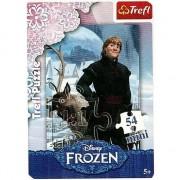 Puzzle Trefl - Frozen, 54 piese mini (48996)