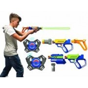 Silverlit Set de laser game Advance Battle OPS Lazer M.A.D