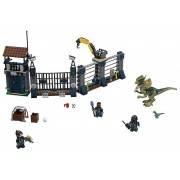 """Lego 75931 Attack on the lookout tower of and Sauros """"lizard"""""""