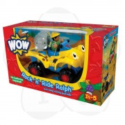 Wow igračka Rock n ride Ralph