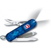 Victorinox Swiss Lite Saphire Blue Swiss Army Knife(Blue)