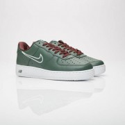 Nike Air Force 1 Low Retro `Hong Kong´ Deep Forest/White/El Dorado