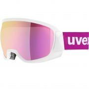 Uvex Contest FM white matt-pink (2018/19)