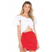 Lovers + Friends Natural Light Top in White. - size M (also in L,S,XL,XS)