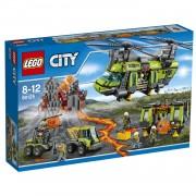 LEGO City Vulkaan zware vrachthelikopter 60125