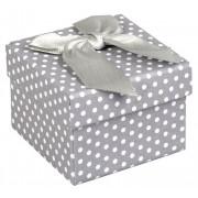 JK Box Cutie cadou pentru cercei si inel KK-3 / A3
