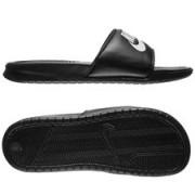 Nike Badslippers Benassi JDI - Zwart/Wit