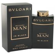 Bulgari Man In Black Eau De Parfum 100 Ml Spray (783320971563)