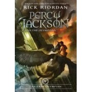 The Percy Jackson and the Olympians Book Five Last Olympian