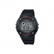 Reloj Casio W-216h 1a-Negro