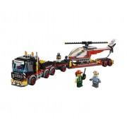 Lego Конструктор Lego City Great Vehicles 60183 Лего Город Перевозчик вертолета