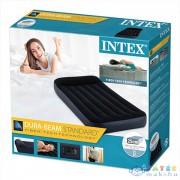 Intex: Twin Pillow Rest Felfújható Matrac Beépített Kompresszorral 191X99X25 Cm (Intex, 64146)
