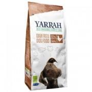 Mancare uscata Bio cu peste si pui pentru caini, 2kg, Yarrah