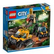 Lego City - Jungla: Misión en Semioruga - 60159