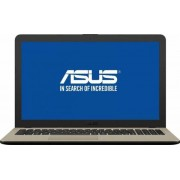 "Laptop Asus VivoBook X540UA-DM972 (Procesor Intel® Core™ i3-8130U (4M Cache, up to 3.40 GHz), Kaby Lake, 15.6"" FHD, 4GB, 256GB SSD, Intel® UHD Graphics 620, Negru)"