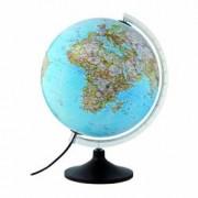 Glob Geografic Iluminat Carbon Clasic Diametru 30cm National Geografic
