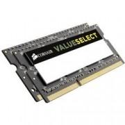 Corsair Sada RAM pamětí pro notebooky Corsair Value Select CMSO16GX3M2A1333C9 16 GB 2 x 8 GB DDR3 RAM 1333 MHz CL9 9-9-24