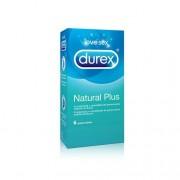Durex Preservativos Natural Plus 6 Unidades