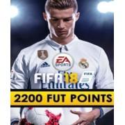 FIFA 18 - 2200 FUT POINTS - ORIGIN - PC - WORLDWIDE