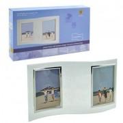 Fotolijst glas dubbel 9x13 cm Henzo