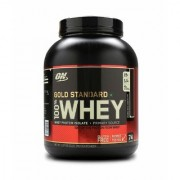 Optimum Nutrition (ON) Gold Standard 100 Whey Protein Powder - 5 lbs 2.27 kg (Double Rich Chocolate)