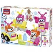Set constructii Ecoiffier Roboti