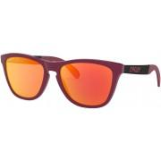 Oakley Frogskins Mix Cykelglasögon Dam violett/svart 2019 Solglasögon