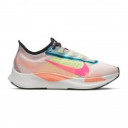 Nike Scarpe Running Zoom Fly 3 Prm Barely Rose Rosa Donna EUR 38 / US 7
