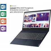 Lenovo ideapad S340-15IWL - 15 inch - Intel i5-8265U - 8GB RAM - 128GB SSD - Windows 10 - Qwerty US (NL keyboard) Tijdelijk incl. gratis Office 2019 Home & Student t.w.v. €149,- (verloopt niet en is geen abonnement)
