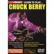 Roadrock International Lick Library: Learn To Play Chuck Berry DVD