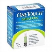 Onetouch linea controllo glicemia select plus 50 strisce reattive