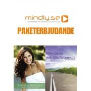 Kom ut ur depression + Självkänsla och självförtroende med hypnos (Paketerbjudanden)