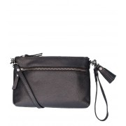 LouLou Essentiels Crossbodytas Bag Pearl Shine Grijs