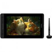 Графичен дисплей таблет HUION Kamvas Pro 13, USB-C, Черен/Сребрист