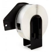 Printflow Compatível: Etiquetas Brother branco 17mm X 54mm 400 un (DK-11204)