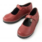 ドルチェ牛革ベルトシューズ【QVC】40代・50代レディースファッション