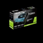 Placa video Asus NVIDIA PH-GTX1660TI-O6G , GTX TX1660TI, PCI, Express 3.0, 6GB GDDR6, 192-bit