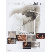Video Delta Antonio Carlos Jobim & friends - Tribute concert - DVD