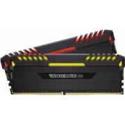Kit Memorie Corsair Vengeance RGB LED 2x8GB DDR4 3200MHz CL16 Dual Channel