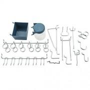 National Hardware N112-058 Peg Hook, Zinc Plated