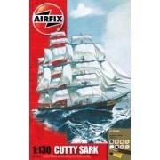Airfix Plastikowy model żaglowca Cutty Sark zestaw z farbami Airfix 50045